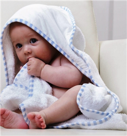"PO hooded ""Baby Towel"""
